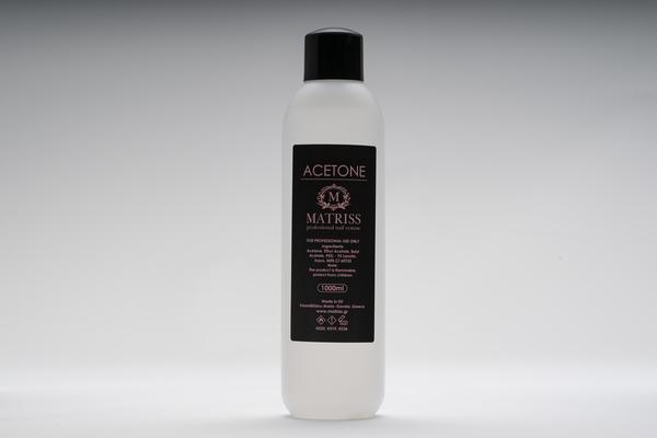 Matriss Pure Acetone (Καθαρό Ασετόν )1000ml