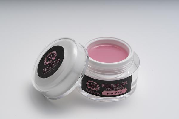 Matriss 3in1 Builder Gel (Pink Mask) 30ml