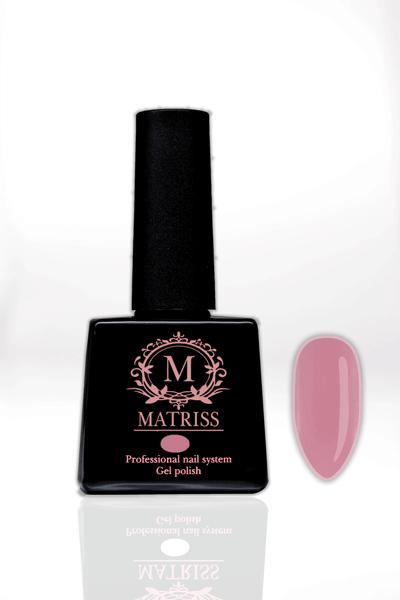 Ημιμόνιμο βερνίκι Ροζ διάφανο M103