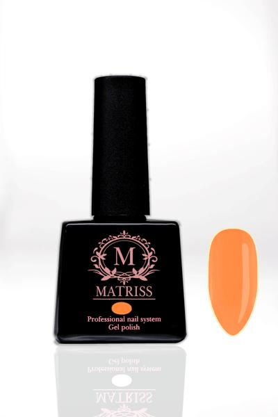 Ημιμόνιμο βερνίκι Neon Πορτοκαλί ανοιχτό M135