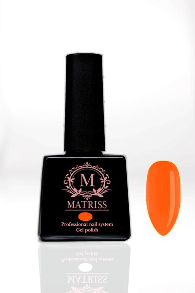 Ημιμόνιμο βερνίκι Neon Πορτοκαλί M136