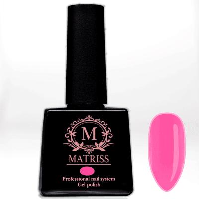 Ημιμόνιμο βερνίκι Neon Ροζ M153