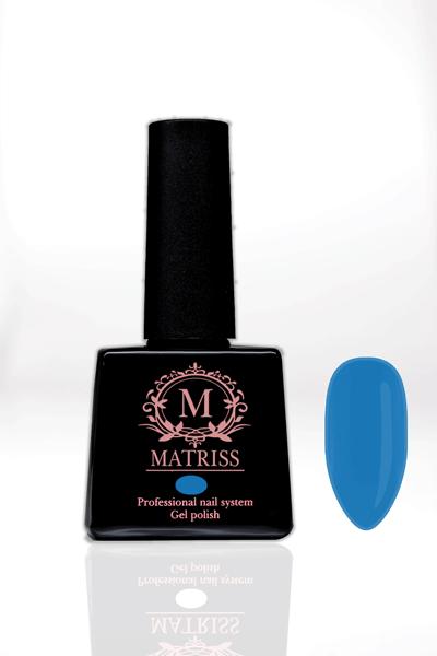 Ημιμόνιμο βερνίκι Γαλάζιο-Μπλε M176