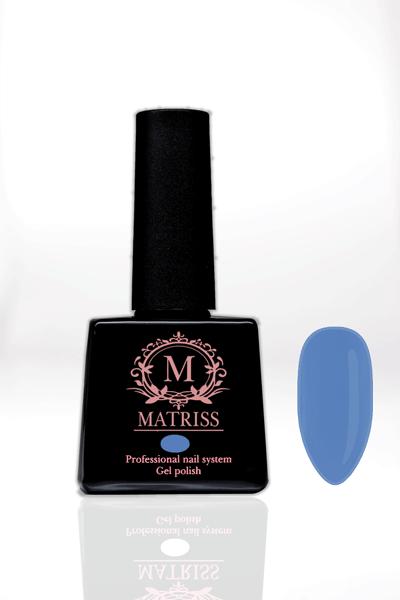 Ημιμόνιμο βερνίκι Γαλάζιο-Μωβ M177