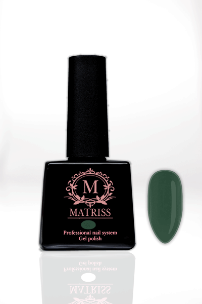 Ημιμόνιμο βερνίκι Πράσινο-Χακί M194