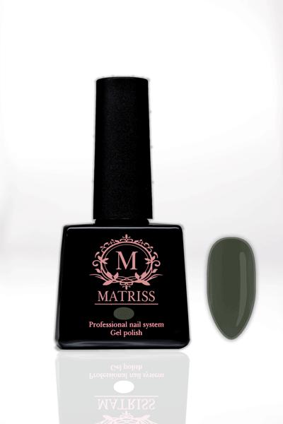 Ημιμόνιμο βερνίκι Πράσινο-Λαδί M195