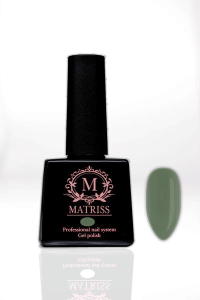 Ημιμόνιμο βερνίκι Πράσινο-Λαδί ανοιχτό M196